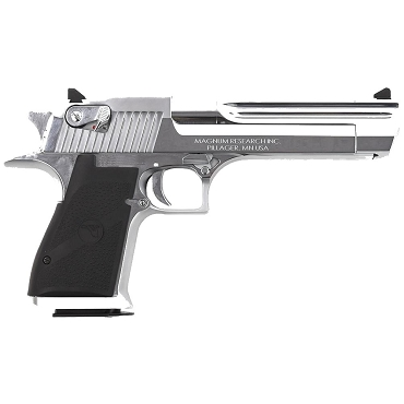 Magnum Research Desert Eagle .44 Magnum Polished Chrome 6